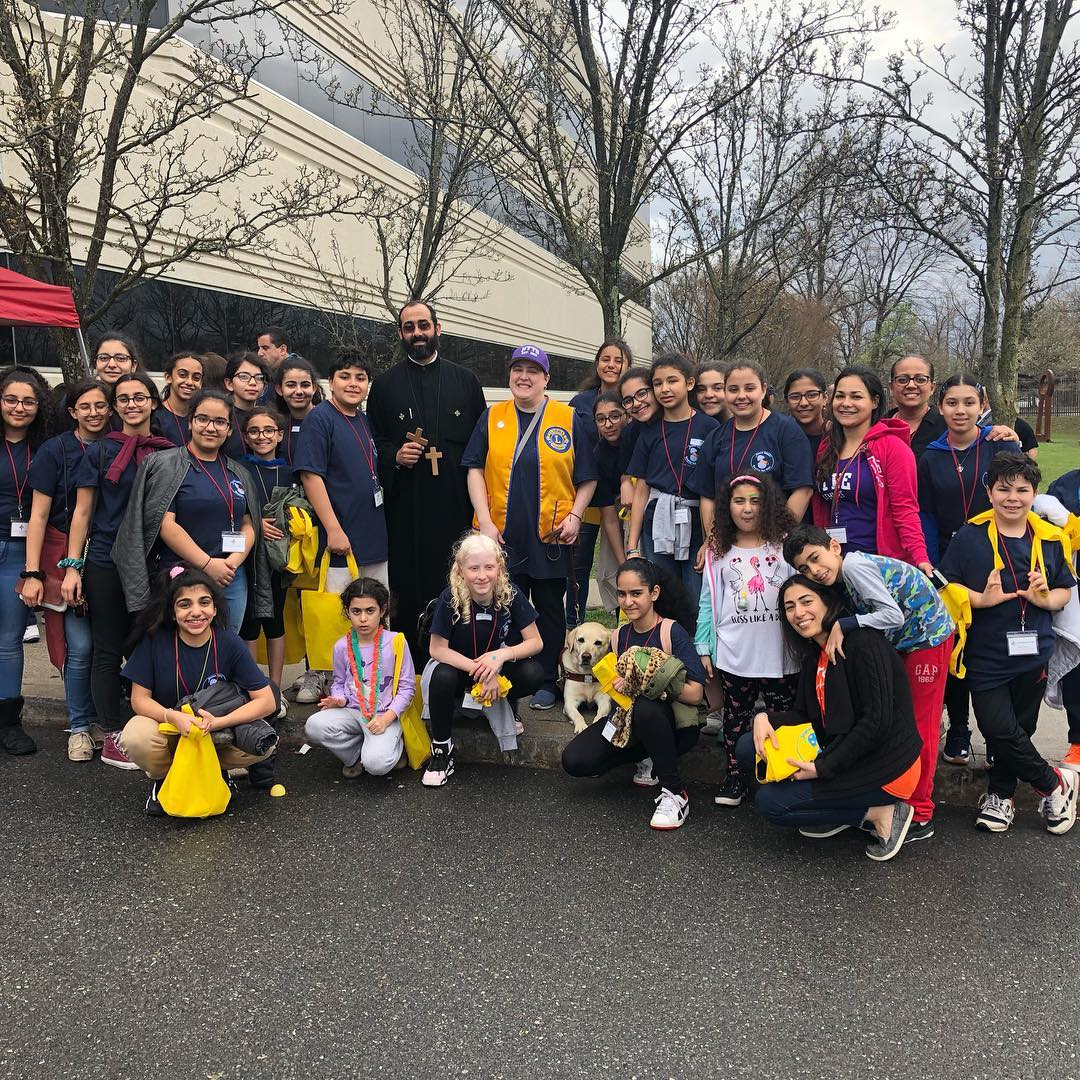 Staten Island's 2nd Annual Beeping Egg Hunt brining community & faith together.
