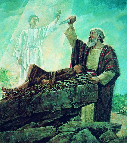 The Near Sacrifice of Isaac & God's Promise