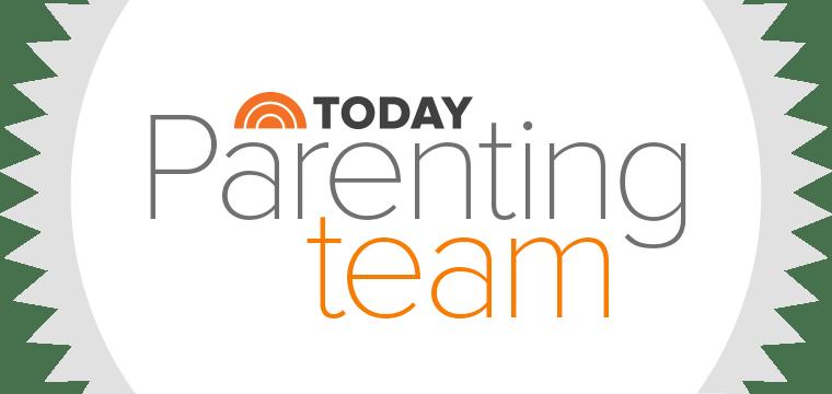 Today Show Parenting Team logo.