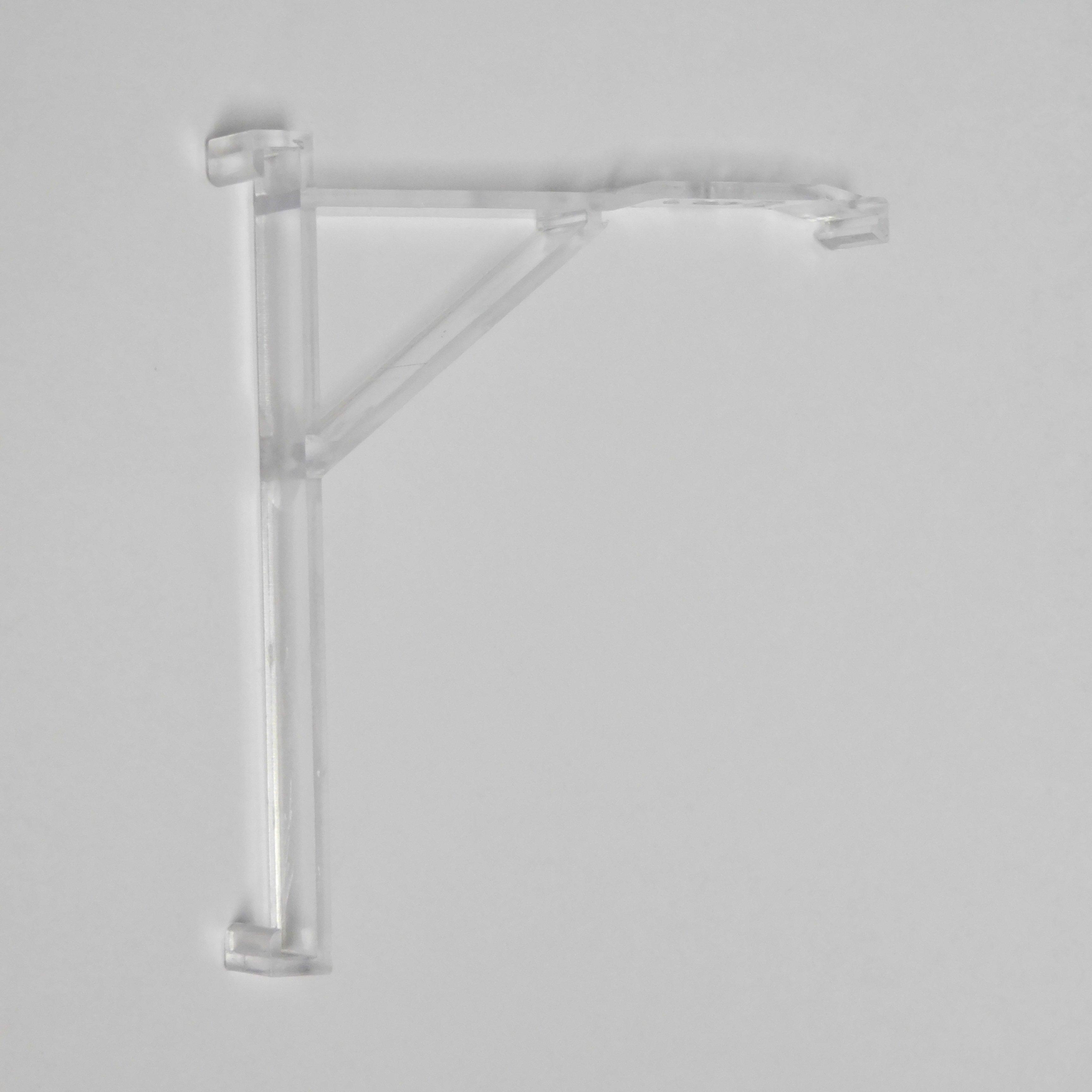1 3 8 Inch Vertical Blind Panel Valance Clip 1