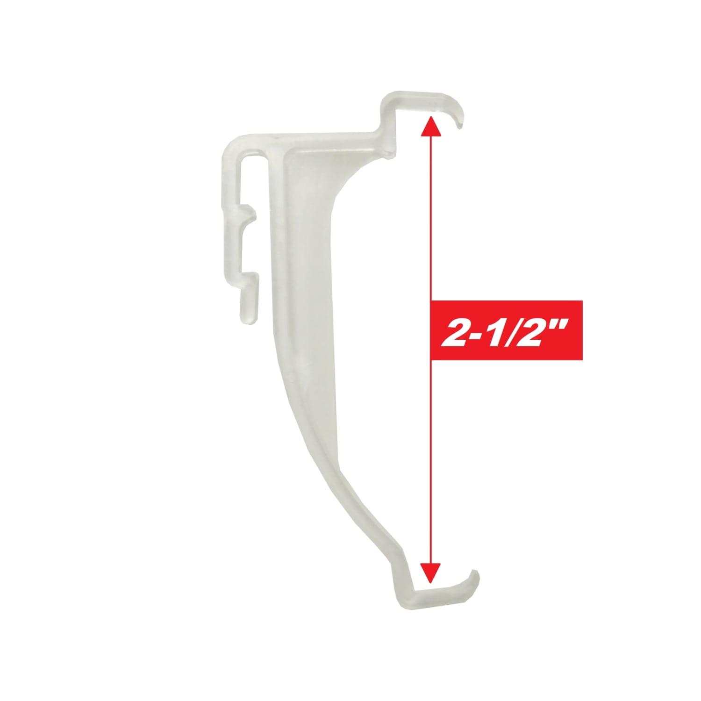 2 1 2 Inch Bali Amp Graber Valance Clip
