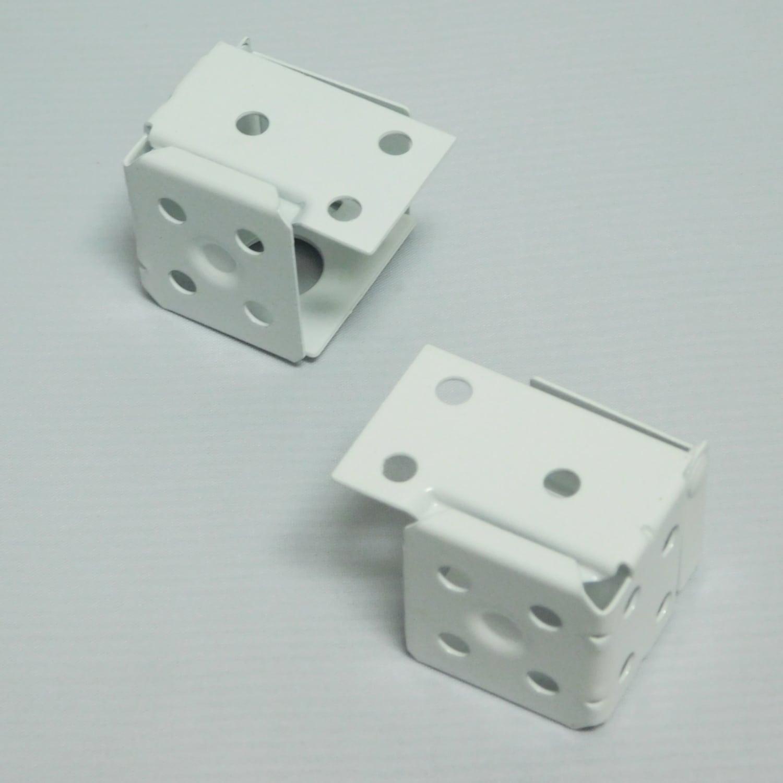 Levolor Monaco Mini Blind Installation Brackets