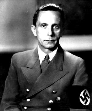 Josef Goebbels, Hitler's Propaganda Master