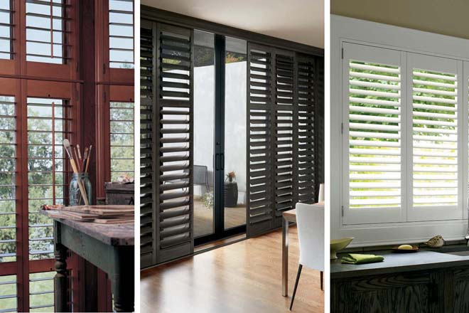 What Is Plantation Shutters