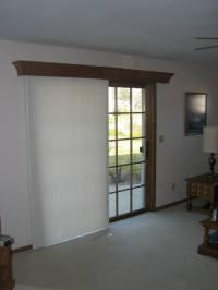 Vertiglides for sliding glass doors | Blinds Galore & More ...