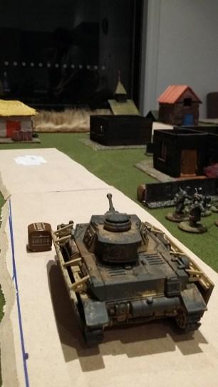 23 - PIV takes aim on house