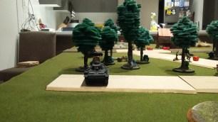 40 - Tank combat