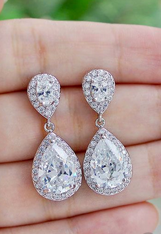 bridal-earrings