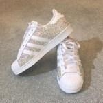 Blingalicious Customised Adidas