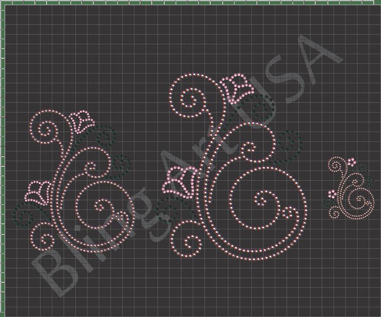 swirls templates