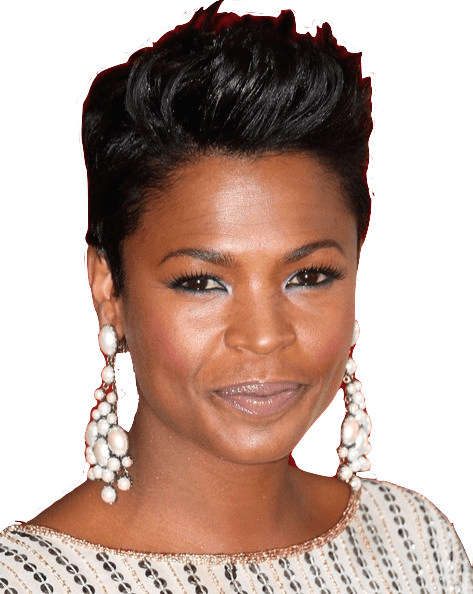 nia long hair styles blinging get the look nia simple glam 8809 | Nialong