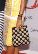 Solange Knowles attends the 2012 CFDA Fashion Awards at Alice Tully Hall on June 4, 2012 in New York City accessories