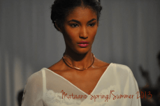 sesilee lopez for Mataano spring 2013 featured
