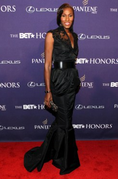 BET+Honors+2013+Red+Carpet+Lisa+Leslie