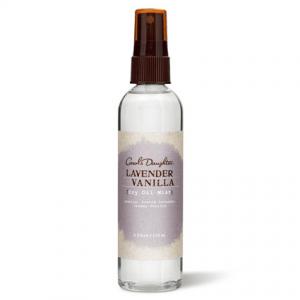 Lavender & Vanilla Dry Oil Mist