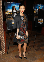Thandie Newton attends DirectTV Rogue Series New York Premiere at Tribeca Grand Screening Room on March 21 2013 in New York City Source- Cindy Ord:Getty Images North America 4