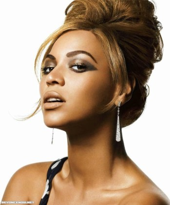 beyonce updo prom hair