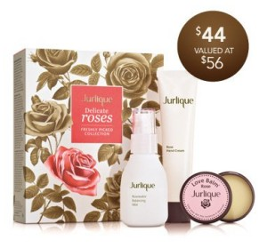 Jurlique Delicate Roses Freshly Picked Collection