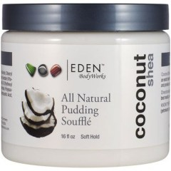 eden bodyworks COCONUT SHEA Pudding Souffle product review by blinging beauty