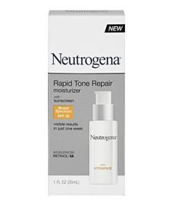 neutrogena Rapid Tone Repair Moisturizer Broad Spectrum SPF 30