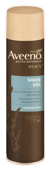 Aveeno Men Shave Gel