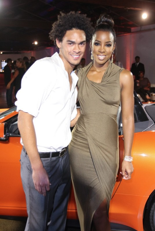 Kelly-Rowland-Jaguar Launch party