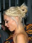 Gwen Stefani Braided Updo