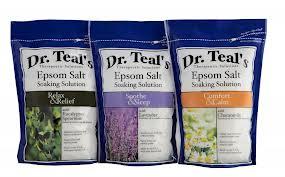 dr teals epsoms salts