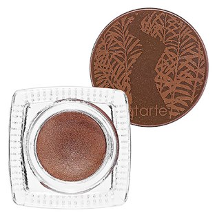tarte Amazonian Clay Waterproof Cream Eyeshadow shimmering bronze