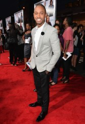 Terrence J. attends the premiere of Fox Searchlight Pictures' 'Baggage Claim'