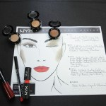 NYX Cosmetics Official Makeup Sponsor Of Chadwick Bell Spring/Summer 2014