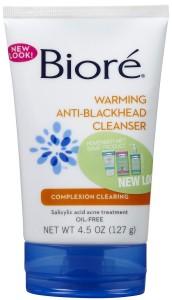 Bioré Warming Anti- Black Head Cleanser
