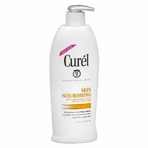 curel skin nourishing body lotion