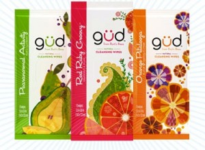 güd® By Burt's Bees Natural Cleansing Wipes