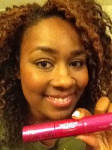Product review CoverGirl Bombshell Volume by LashBlast Mascara review