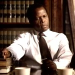 Sidney Poitier in  Separate but Equal