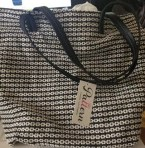 Pattern LA tote bag