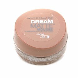 Maybelline Dream Matte Mousse Foundation Cocoa Dark 3