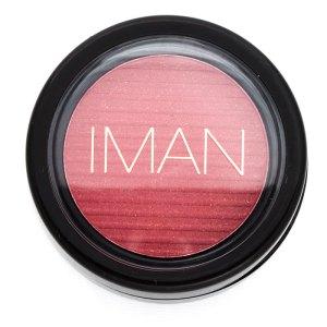 Iman Luxury Blushing Powder in Peace