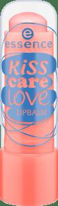 essence kiss care love lip balm in fruit, fruit, fruity