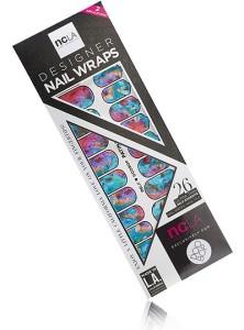 nc LA for DooBop Patina Nail Wraps