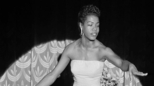Maya Angelou Dancer