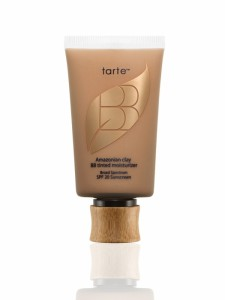 Amazonian clay BB tinted moisturizer  Broad Spectrum SPF 20 sunscreen