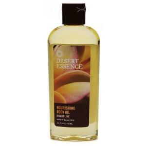 Desert Essence Nourishing Body Oil, Desert Lime