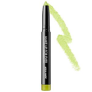 MAKE UP FOR EVER Aqua Matic Iridescent Lime Green I-30