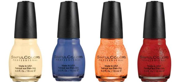 SINFULCOLORS BLINGINGBEAUTY.COM GIVEAWAY