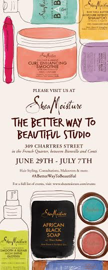 SheaMoisture NOLA