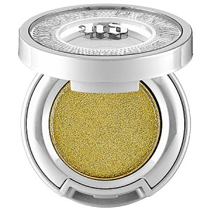 URBAN DECAY Moondust Eyeshadow Stargazer - metallic lime-gold with gold 3-D sparkle