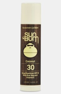 Sun Bum Coconut Lip Balm Broad Spectrum SPF 30