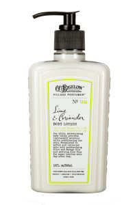 C.O. Bigelow Village Perfumer Body Lotion - Lime & Coriander